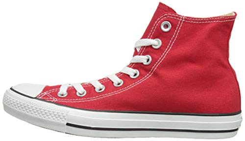 Converse Unisex Chuck Taylor All Star Low Top Red Sneakers - 6.5 D(M) US by Converse (Image #5)