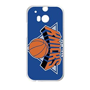 WAGT New York Knicks Fashion Comstom Plastic case cover For HTC One M8