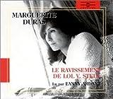 Marguerite Duras: Le ravissement de Lol V. Stein (Audio-book) by Marguerite Duras