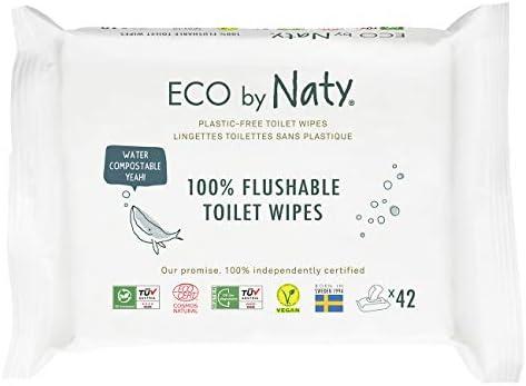 Eco by Naty Toallitas Desechables en el