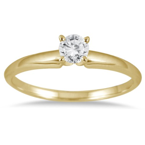 17-Carat-Round-Diamond-Solitaire-Ring-in-14K-Yellow-Gold