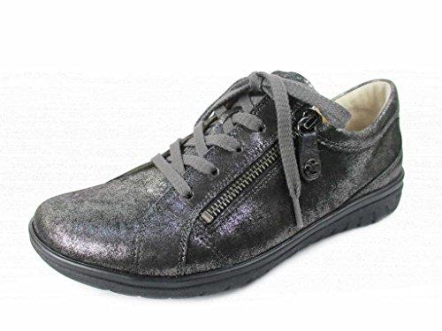 Hartjes 82662-4900 - Zapatillas de Charol para Mujer Dorado