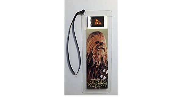 /Chewbacca/ /Film Memorabilia Film Cell Lesezeichen Star Wars/