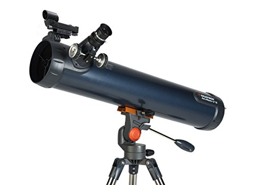 Used, Celestron 31036 AstroMaster LT 76AZ Breathtaking Views, for sale  Delivered anywhere in USA
