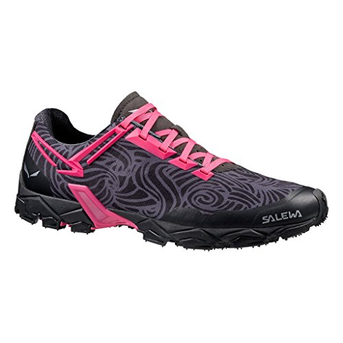 Train Outdoor pinky Lite Salewa Nero Scarpe Sportive Donna 0934 black 5WpnnqI6