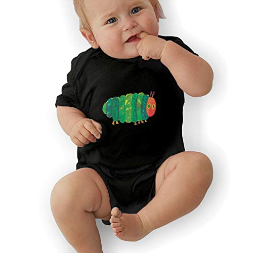 (QFRage Babys Short Sleeve Very Hungry Caterpillar Leisure Comfort)