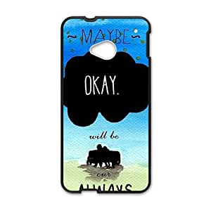 Malcolm okay? okay. Phone Case for HTC One M7