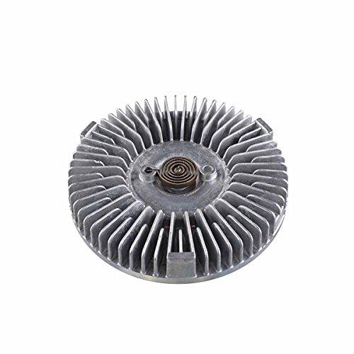 Chevrolet Clutch - A-Premium Engine Cooling Fan Clutch for Chevrolet Colorado GMC Canyon 2004-2012 Isuzu I-290 2007-2008 I-280 2006