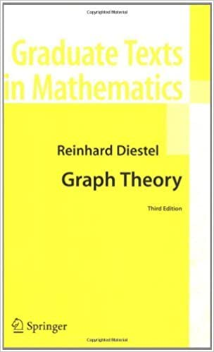 Book Graph Theory (Graduate Texts in Mathematics) 3rd edition by Diestel, Reinhard (2006)