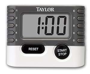 Taylor Precision Products 10-Key Digital Timer