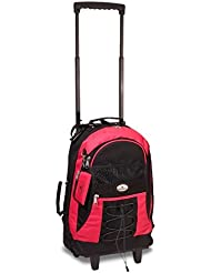 Bagiva Medium Everest Wheeled Backpack Most Durable Handy Travel Bags