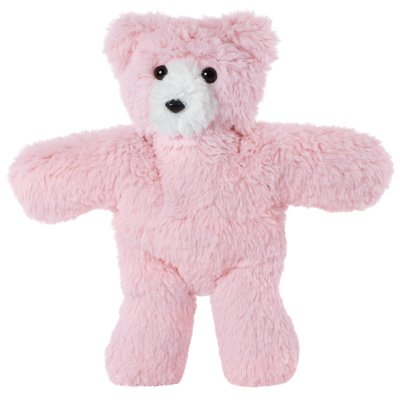 Vermont Teddy Bear - Travel Buddy Bear, 14 inches, Pink