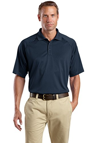 CornerStone Men's Select Snag Proof Tactical Polo XL Dark Navy from Cornerstone
