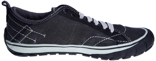 CANVAS Black Schwarz Caterpillar Sneaker P713030 NEDER Herren Mens S6w6qU5n