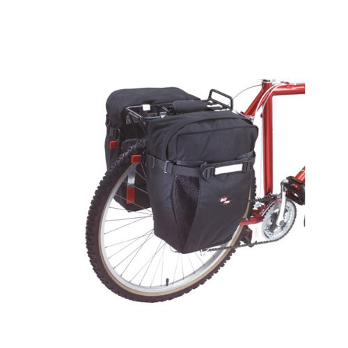 Inertia Designs Cam Excursion Panniers-Black