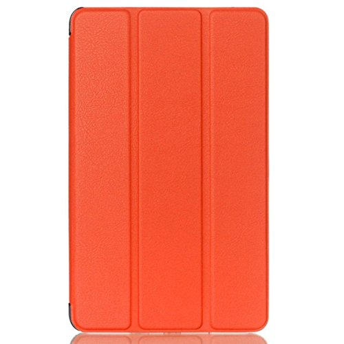 GBSELL Tri-Fold Leather Stand Case Cover for Amazon Kindle Fire 7