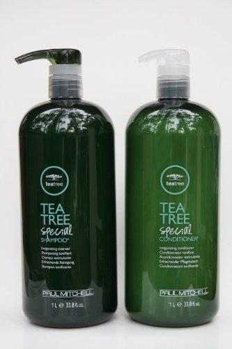 TEA TREE SPECIAL SHAMPOO AND CONDITIONER 33.8 oz