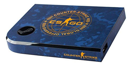 Valve Steam Link Skin CSGO Blue Camo