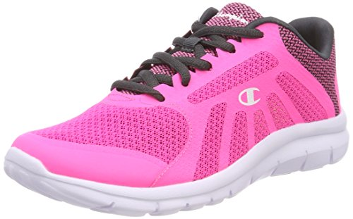 Champion Low Cut Shoe Alpha, Zapatillas de Running para Mujer Rosa (Sugar Plum /Grey Ps002)