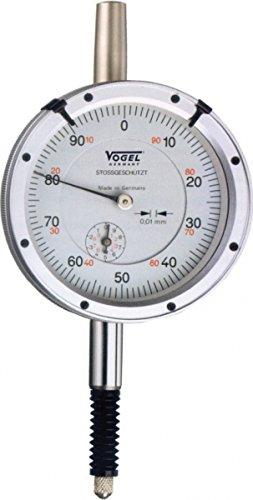 Reloj comparador DIN 878, IP67, 0 - 1 mm: Amazon.es: Bricolaje y herramientas