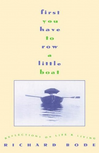 w a Little Boat: Reflections on Life & Living ()
