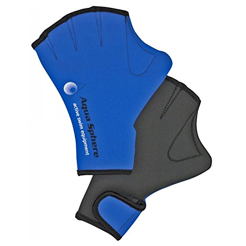 Aqua Sphere Webbed Swim Gloves - 1