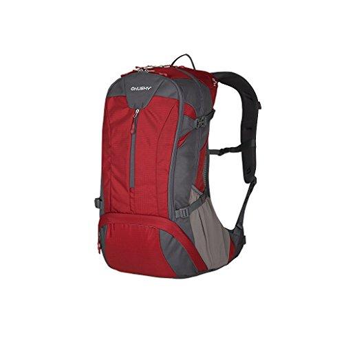 Husky SCAMPY 35 L ROT Outdoor Sportarten Klettern Wandern Rucksack Daypacks Wasserdicht Professionelle Bergsteigen Tasche Reise Trekking Rucksack Mit Regenschutz