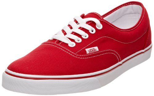 Lpe red Rouge Vans Adulte Baskets U Mixte Mode qHZHRW1O
