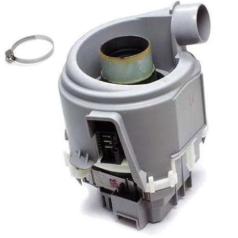 Easyricambi Motor Bomba Completa para lavavajillas Bosch ...