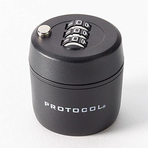 Protocol 3 Digit Wine Bottle Combination Lock