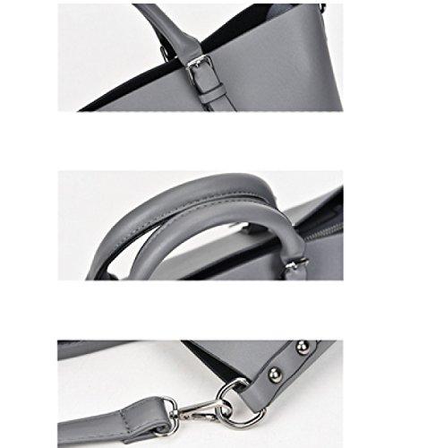 Bandoulière Portable Black Mme Grande Mode À Sac Capacité Laidaye xPfqS7U