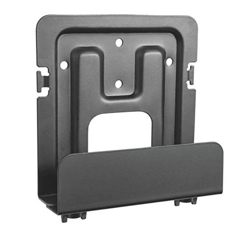 Mount Plus MP-APM-06-01 Streaming Media Player Wall Mounting Bracket for Most Small Devices Up to 2.2 lbs. - Apple TV, Roku, Fire TV, etc - Component Wall Mount