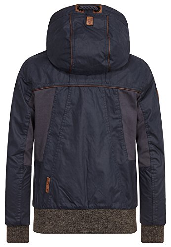 Naketano Female Jacket Kreuzweiser Dark Blue wzPDRB