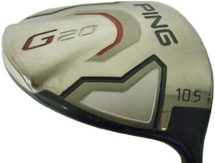 Ping G20 Driver 12 Degrees TFC 169 D SR Senior Flex Headcover