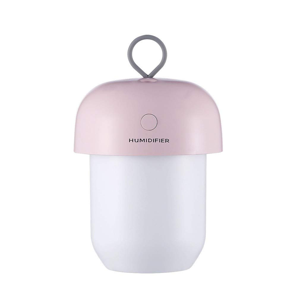 QVIE USB Portable Night Light Humidifier