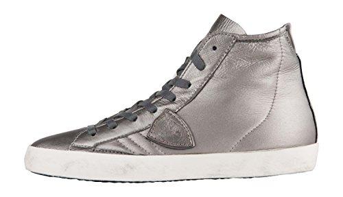 Philippe Model Dames Sneaker Grijs