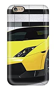 Fashion Tpu Case For Iphone 6- Lamborghini Gallardo Lp560 4 Defender Case Cover