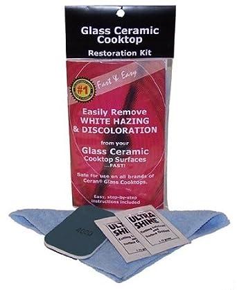 Amazon.com: scratch-b-gone Kit de restauración de vidrio ...
