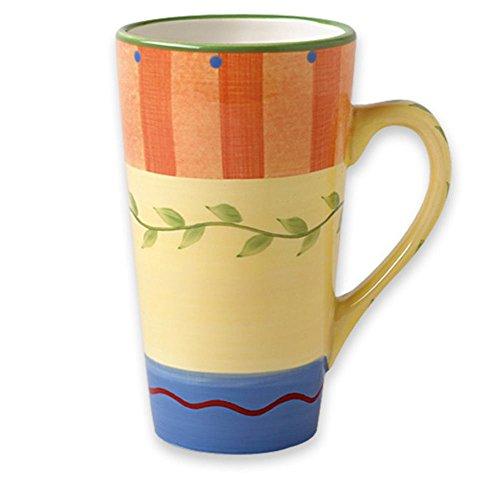 Pfaltzgraff Napoli Latte Mug, 20-Ounce