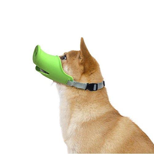 iMichelle Anti Bite Dog Silicone Mask Muzzles