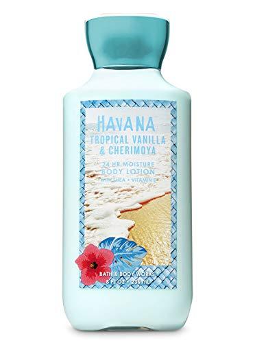 Bath & Body Works Havana - Tropical Vanilla & Cherimoya Body Lotion