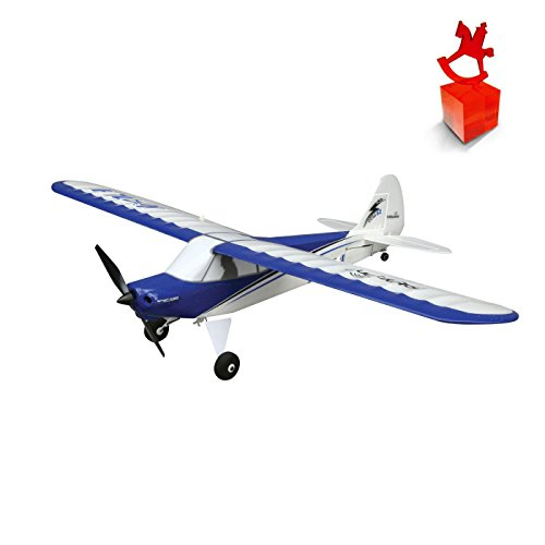 HobbyZone 4480 Sport Cub S BNF Vehicle with Safe