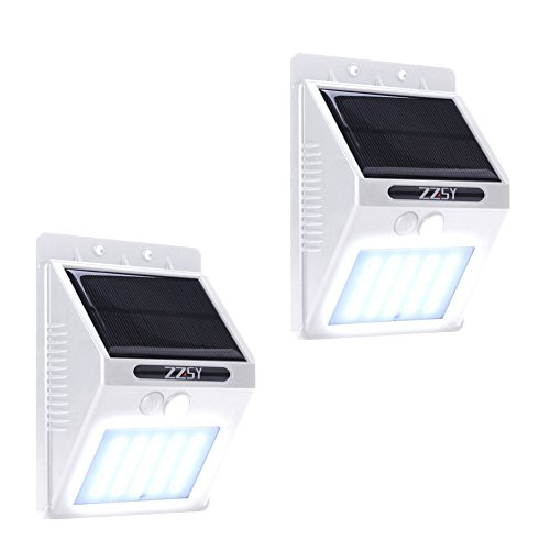 Outdoor Led Bluetooth Motion Security Light - 5