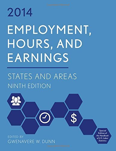 Employment, Hours, and Earnings 2014: States and Areas (Employment, Hours and Earnings: States and Areas) - Garden State Hours Mall