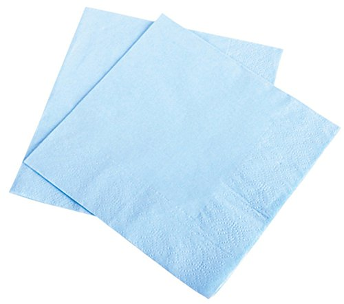 Light Lunch Party Paper Napkins