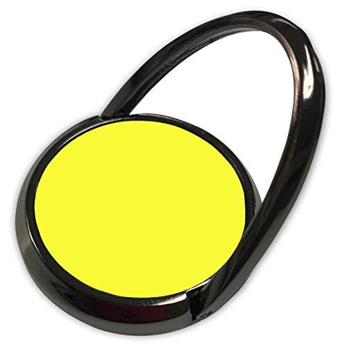Ring Maximum Yellow - 3dRose Kultjers Colors - Color Maximum Yellow - Phone Ring (phr_317407_1)