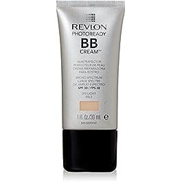 Revlon PhotoReady BB Skin Cream Perfector, Light, 1 Fluid Ounce