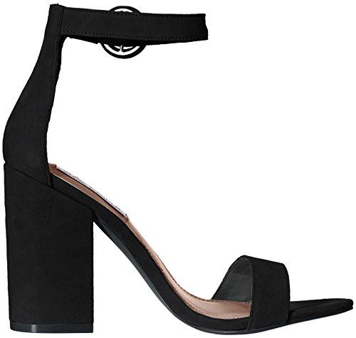 Nero Friday Madden Steve Ouvert Escarpins Bout Femme Noir Black Black 6Hw0qP