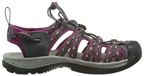 Sandals Magnet Sangria Keen Women's Whisper tqEWxOSwx1