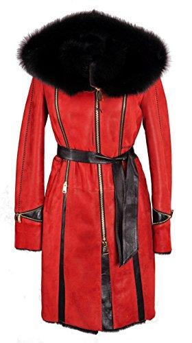 exclusive Para Wear Dx Rojo Abrigo Mujer zpPwwqnfR